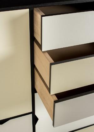 Andersen Furniture. S3 highboard, design by ByKATO | Lauritz.com