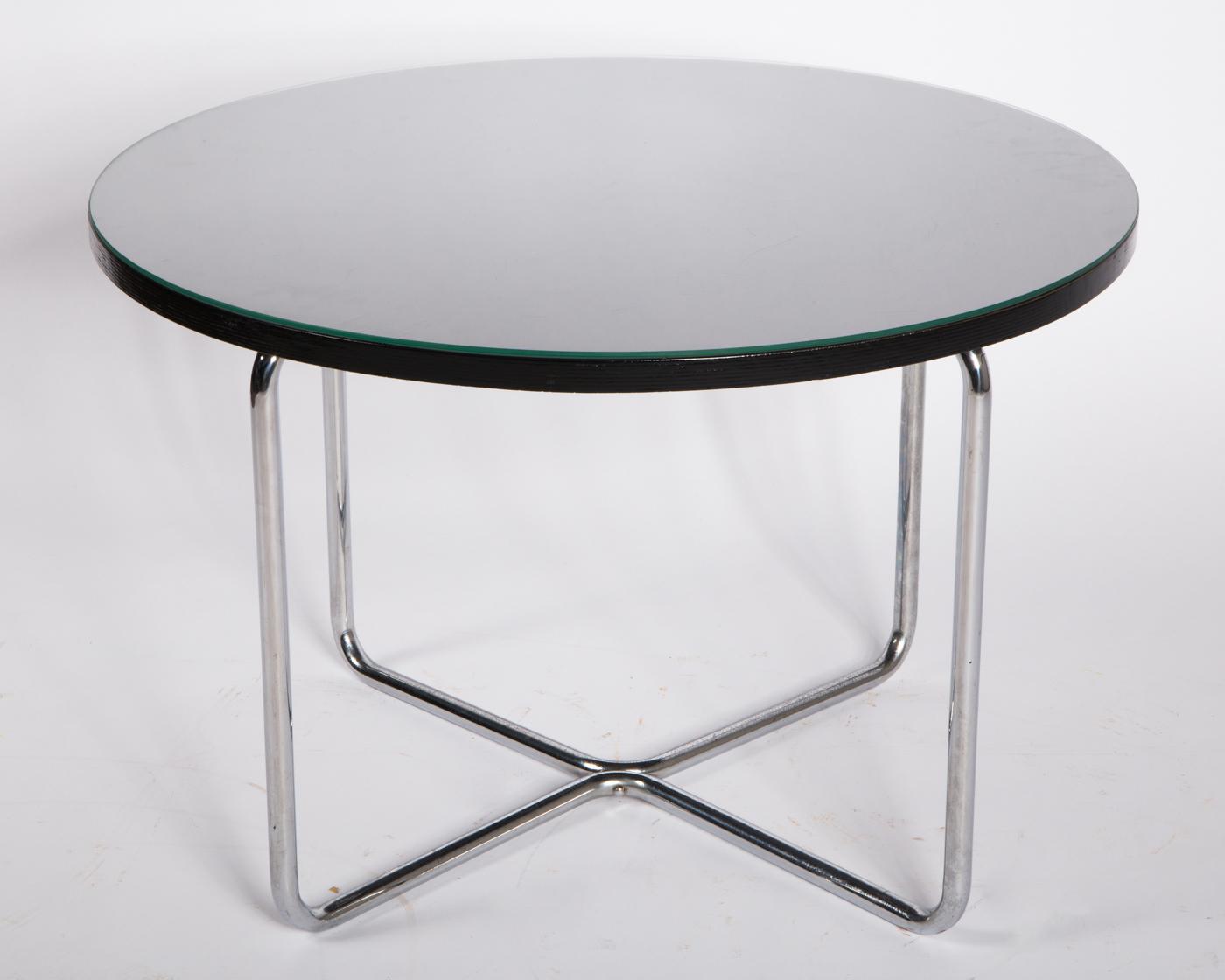 Marcel Breuer Für Veha, Kaffee Tisch, Modell 28