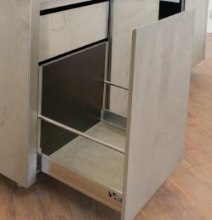 Boffi køkken af rustfrit stål | Lauritz.com