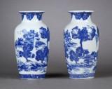 Et par små, kinesiske vaser (2)