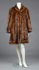 Saga mink coat approx. size 38-40