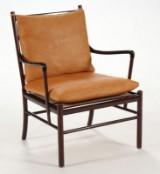 Ole Wanscher. Lænestol, model PJ-149 Colonial chair,