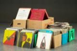 Samling LP'er, blandet rock og pop (ca. 700)