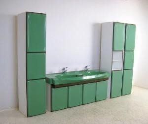 Badezimmer der 1960 70er jahre von villeroy boch 4 for Badezimmer 70er