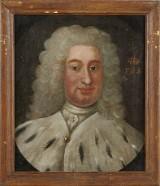 Regentporträtt Kung Fredrik I