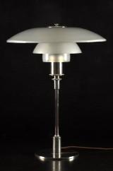 Poul Henningsen. Bordslampa PH 3/2, 1930-tal