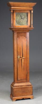 Robert Ashburn- Prefton. Standur af egetræ.17/1800-tallet