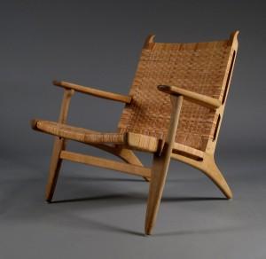 Wegner Sessel hans j. wegner. sessel, modell ch-27 | lauritz