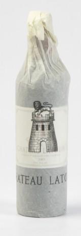 1 fl. Château Latour 2003. (1)