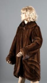 Saga Royal. Ramme Mink. Swinger model, str, 38/40