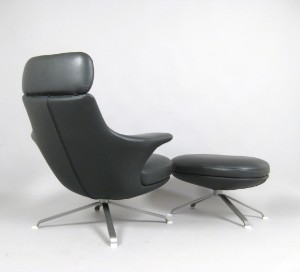 James Irvine Lounge Chair Ottoman Model Radar For B B
