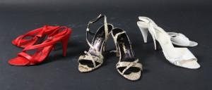 ead56522011d Slutpris för Tre par italienske sandaler