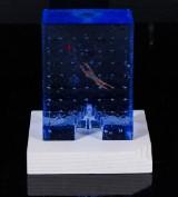 Bertil Vallien för Kosta Boda, glasskulptur