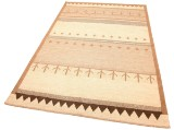 Kelimmatta i ull, modern design, 236 x 173 cm