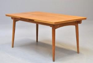 wegner spisebord Hans J. Wegner. Spisebord i eg, model AT 312 | Lauritz.com wegner spisebord