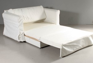 Onwijs Bäddsoffa 'Hagalund' Ikea | Lauritz.com ZW-25