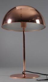 Half Moon Seeddesign bordlampe, kobber.