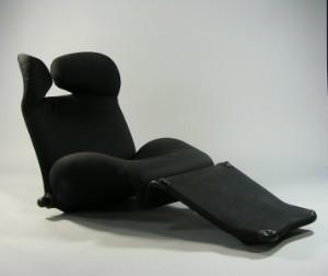 toshiyuki kita wink chair f r cassina. Black Bedroom Furniture Sets. Home Design Ideas