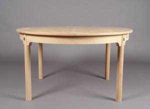 børge mogensen spisebord Børge Mogensen. Rundt spisebord fra Øresundsserien.(3) | Lauritz.com børge mogensen spisebord
