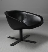 Antonio Citterio, lounge chair, Mart Small