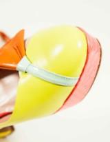 Minna Parikka skor modell Origami flerfärgade strl 38
