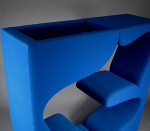 verner panton living tower multi level furniture piece lauritz com