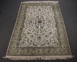 Orientalsk tæppe. 250 x 158 cm