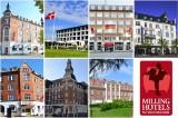 Hotel tur rundt i Danmark - 5 overnatninger for to på udvalgte hoteller