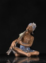 Dahl Jensen, figurin