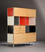 Charles & Ray Eames for Vitra. Reol, model ESU Denne vare er sat til omsalg under nyt varenummer 2689914