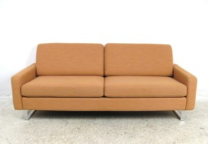 dreier sofa modell conseta design f w m ller f r cor. Black Bedroom Furniture Sets. Home Design Ideas