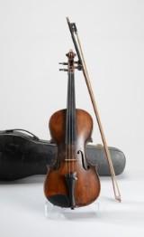 Hopf. Violin, ca. 1880.