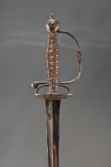 Fransk dragtkårde ca 1760 (2)