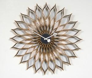 uhren george nelson vitra uhr 39 sunflower clock 39 se stockholm slakthusgatan. Black Bedroom Furniture Sets. Home Design Ideas