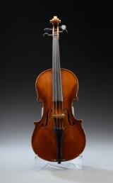 Violin, ca. år 1900