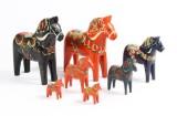 Samling Dalar heste (7)