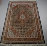 Indisk Bidjar tæppe, 310x205 cm.