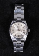 Rolex, Oyster Perpetual Date Chronometer, men's watch, c. 1981