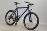 26' MostPower Mountainbike, Hardtail, BLÅ 48 cm stel