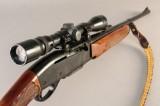 Jagtriffel, Remington Woodsmaster Mod. 742, ½ auto, kal. 308