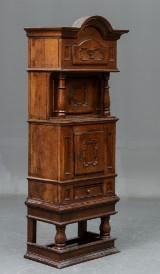 Stolpeskab - 1700-tallet