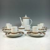 Rosenthal Kaffeeservice für 6 Personen, Entwurf Hans-Theo Baumann (21)