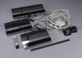 Bang & Olufsen. Beomaster 4500, Beogram CD 4500, Beocord 4500 med linksystem