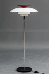 Poul Henningsen. PH 80. Standerlampe