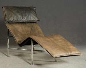 Tord Björklund For Ikea Lounge Chair Chaiselongue Mod