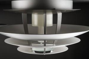 kurt n rregaard for louis poulsen par oslo loftslamper 2. Black Bedroom Furniture Sets. Home Design Ideas