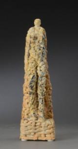 Jeff Ibbo, skulptur af stentøj, cd