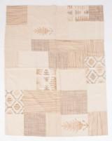 Patchwork Teppich, Design 'In Jajim Patch Natural', 240 x 170 cm