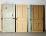 Innerdörrar, 1900-talets början (6)