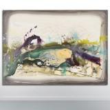 William Stern, Acrylic on canvas, '407'